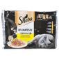 Sheba Delikatesse Hrana za mačke izbor peradi 4x85 g