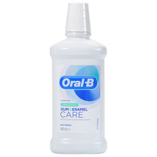 Oral B Gum&Enamel Care Vodica za usta fresh mint 500 ml