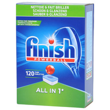 Finish All in One 120 tableta