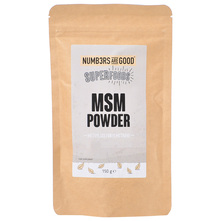 Numbers Are Good Superfoods MSM powder 150 g