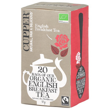 Cupper English Breakfast Crni čaj 50 g
