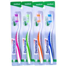 Dentoral Medium Četkica za zube razne boje 2/1