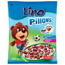 Lino Pillows punjeni jastučići lino lada milk 500 g