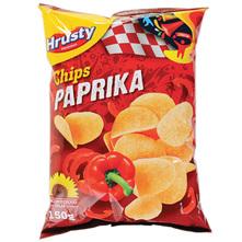 Hrusty Čips paprika 150 g