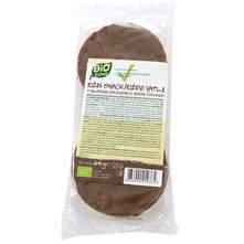 Bio Zone Kreker riža mliječna čokolada 65 g