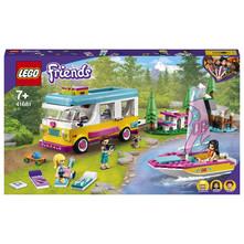 Lego Šumski kamper i jedrilica