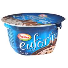 Freska Euforija krem jogurt stracciatella 150 g