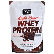 QNT Light Digest Whey Protein Prah belgian chocolate 500 g