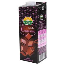 Z bregov Čokoladno mlijeko 1 l