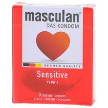 Masculan Sensitive Prezervativi 3/1