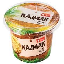 K Plus Kajmak mladi 250 g