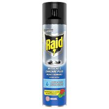 Raid Sprej protiv muha i komaraca-aqua baza 400 ml