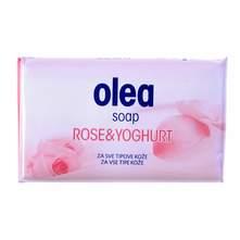 Olea Čvrsti sapun rose&yoghurt 100 g