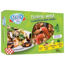 Frozy Plodovi mora u mediteranskom umaku 500 g