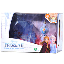 Disney Frozen II Olaf mini lutka i kućica