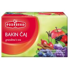 Podravka Bakin čaj 50 g