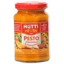 Mutti Pesto Arancione narančaste rajčice 180 g