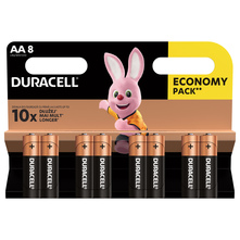 Duracell Baterije AA LR06/MN1500 8/1