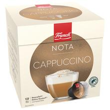 Franck Nota Cappuccino kava, 16 kapsula/8 napitaka, 192 g