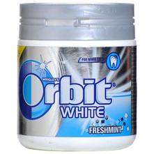 Orbit White Žvakaće gume freshmint 84 g