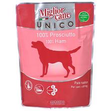 Miglior Cane Unico Hrana za pse pašteta sa šunkom 300 g