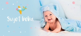 Popis prodavaonica u kojima je dostupna posebna ponuda proizvoda za bebe