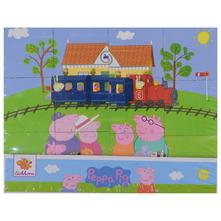 Peppa Pig Kocke sa slikama