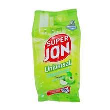 Super Jon Universal Vlažne maramice za čišćenje jabuka 50/1