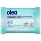 Olea Make Up Vlažne maramice za čišćenje lica normal 25/1