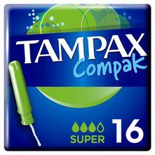 Tampax Compak Super Tamponi 16/1