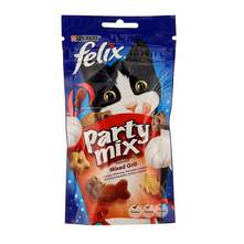 Felix Party Mix Poslastica za mačke govedina, piletina, losos  60 g