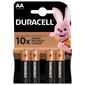 Duracell Baterije AA LR6 MN1500 4/1