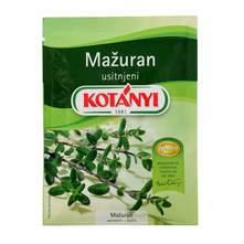 Kotanyi Mažuran mljeveni 8 g