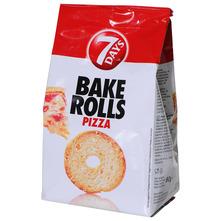 7days Bake rolls pizza 80 g