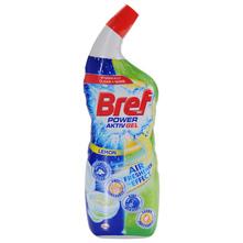 Bref WC Hygienically Clean & Shine Gel lemonitta power 700 ml