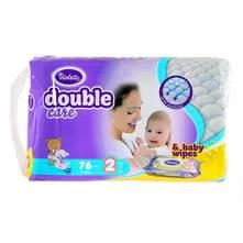 Violeta Double Care Air Dry Pelene, veličina 2 (Mini) 3-6 kg 76/1