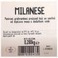 AIA Milanese Panirani prehrambeni proizvod 280 g