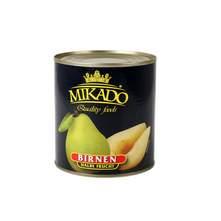 Mikado Kompot kruška polovice 460 g
