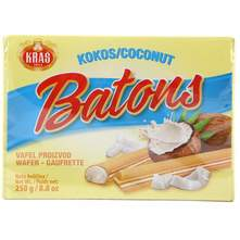 Batons kokos  250g