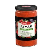 Podravka Ajvar uprženi blagi 690 g
