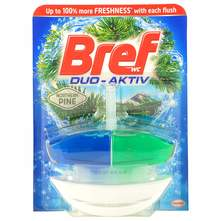 Bref Wc duo aktiv pine 50 ml