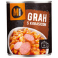Minute Grah s kobasicom 830 g