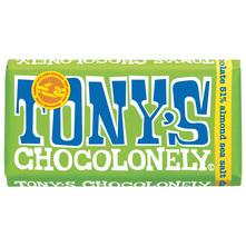 Tony`s Chocolonely Tamna čokolada s bademom i morskom soli 180 g