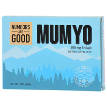 Numbers Are Good Mumyo Tablete 30/1