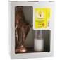 Lampion elektronski kip Marije 40 dana razne boje