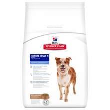 Hill's Mature Adult 7+ Hrana za pse janjetina i riža 12 kg