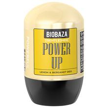 Biobaza Men Power Up Deo roll-on lemon & bergamot 50 ml