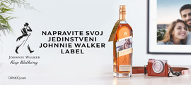 Kreirajte jedinstveni Johnnie Walker label