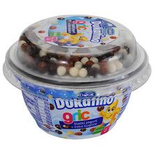 Dukatino Gric Jogurt sa šećerom i čokoladnim kuglicama 122 g