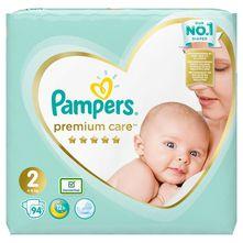 Pampers Premium Care Pelene, Veličina 2, 4-8 kg 94/1